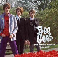 Cover Bee Gees - The Studio Albums 1967-1968