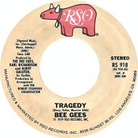 Cover Bee Gees - Tragedy