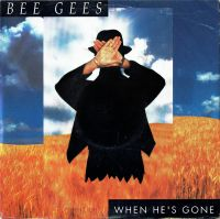 Cover Bee Gees - When He's Gone