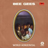 Cover Bee Gees - World