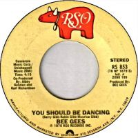 Cover Bee Gees - You Should Be Dancing