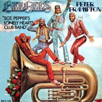 Cover Bee Gees, Paul Nicholas, Peter Frampton - Sgt. Pepper's Lonely Hearts Club Band / With A Little Help From My Friends