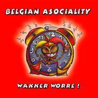 Cover Belgian Asociality - Wakker worre!