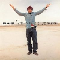 Cover Ben Harper - The Will To Live - Live EP