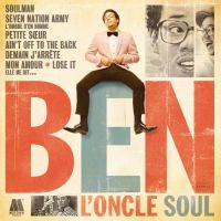 Cover Ben L'Oncle Soul - Ben L'Oncle Soul