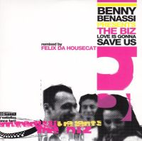 Cover Benny Benassi pres. The Biz - Love Is Gonna Save Us