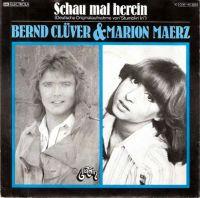 Cover Bernd Clüver & Marion Maerz - Schau mal herein