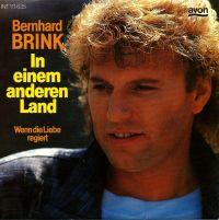 Cover Bernhard Brink - In einem anderen Land
