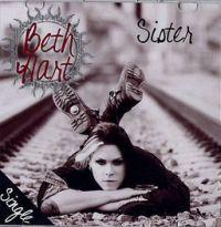 Cover Beth Hart - Sister