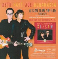 Cover Beth Hart / Joe Bonamassa - Close To My Fire