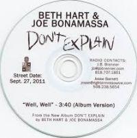 Cover Beth Hart & Joe Bonamassa - Well, Well