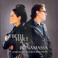 Cover Beth Hart & Joe Bonamassa - Your Heart Is As Black As Night