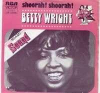 Cover Betty Wright - Shoorah! Shoorah!