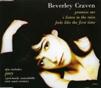 Cover Beverley Craven - Promise Me