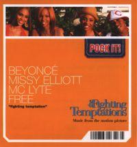 Cover Beyoncé, Missy Elliott, MC Lyte, Free - Fighting Temptation