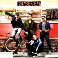 Cover Big Time Rush - 24 / Seven