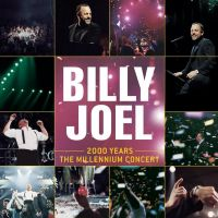 Cover Billy Joel - 2000 Years - The Millennium Concert