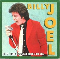 Cover Billy Joel - It's Still Rock And Roll To Me