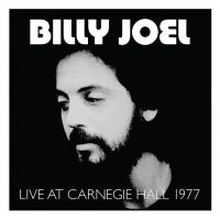 Cover Billy Joel - Live At Carnegie Hall 1977