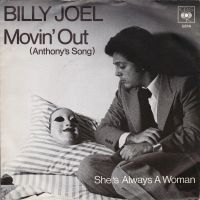 Cover Billy Joel - Movin' Out (Anthony's Song)