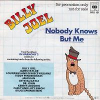 Cover Billy Joel - Nobody Knows But Me