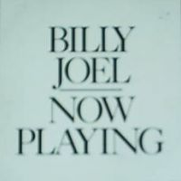 Cover Billy Joel - Now Playing