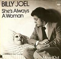 Cover Billy Joel - She's Always A Woman