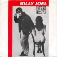 Cover Billy Joel - That's Not Her Style
