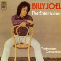 Cover Billy Joel - The Entertainer