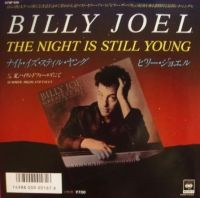 Cover Billy Joel - The Night Is Still Young