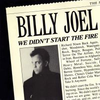 Cover Billy Joel - We Didn't Start The Fire