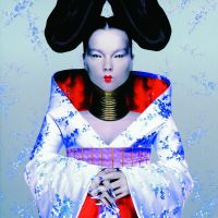 Cover Björk - Homogenic