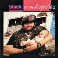 Cover Black - Wonderful Life