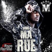 Cover Black M - Dans ma rue