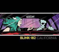 Cover Blink-182 - California