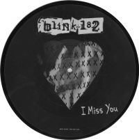 Cover Blink 182 - I Miss You