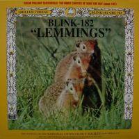 Cover Blink 182 - Lemmings