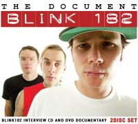 Cover Blink 182 - The Document