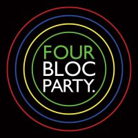 Cover Bloc Party - Four