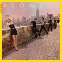 Cover Blondie - Autoamerican