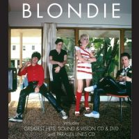 Cover Blondie - Greatest Hits: Sound & Vision