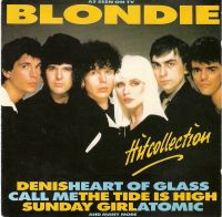 Cover Blondie - Hitcollection