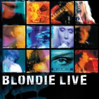 Cover Blondie - Live