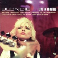 Cover Blondie - Live In Toronto