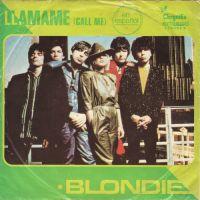 Cover Blondie - Llámame (Call Me)
