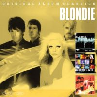 Cover Blondie - Original Album Classics