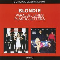 Cover Blondie - Parallel Lines + Plastic Letters