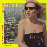Cover Blondie - Rapture