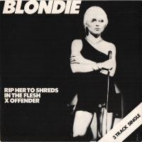 Cover Blondie - Rip Her To Shreds