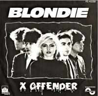 Cover Blondie - X Offender
